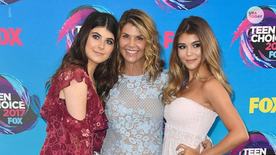 Lori Loughlin, other parents argue college admissions case doesn't belong in Massachusetts