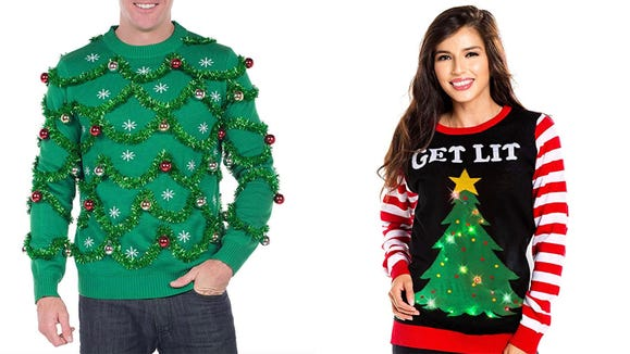 Best Shark Tank gifts: Tipsy Elves sweaters