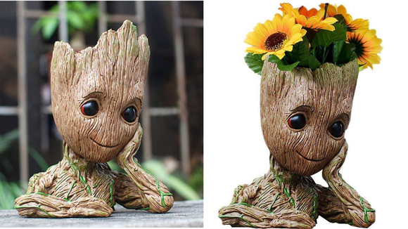 Best gifts under $10 2019: B-Best Guardians of The Galaxy Groot Pen Pot