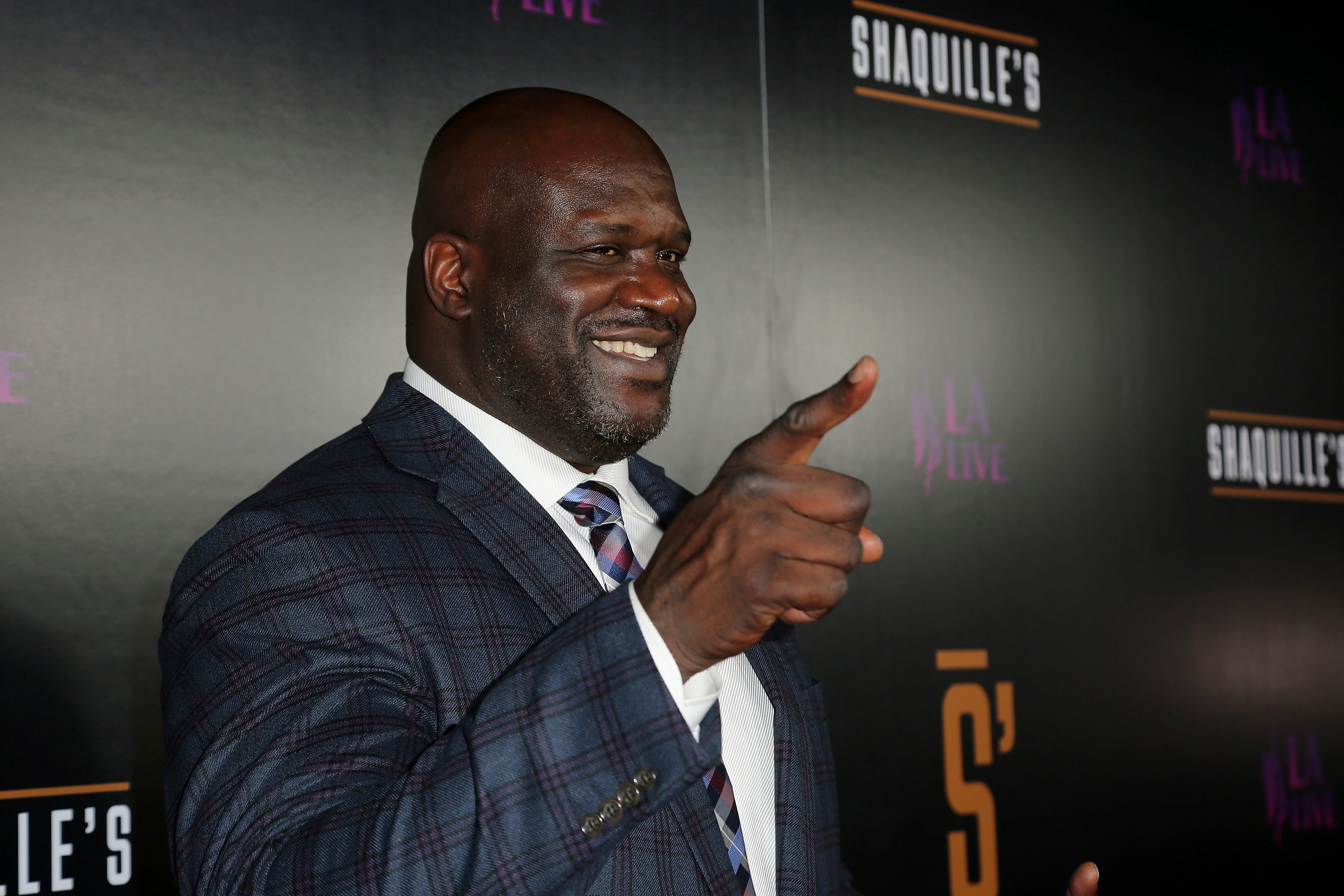 Shaquille O Neal s experience with police shapes his new initiative with Pepsi in NBA cities