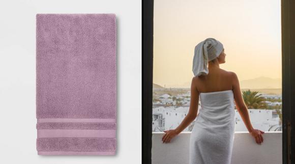 Best gifts under $10 2019: Threshold Performance Bath Towel