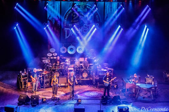 Dark Star Orchestra will be at Wellmont's Montclair Theater on Dec. 30 and 31.
