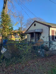 The aftermath of a fire at 160 Morningside Ave., in Middletown on Dec. 18, 2019.