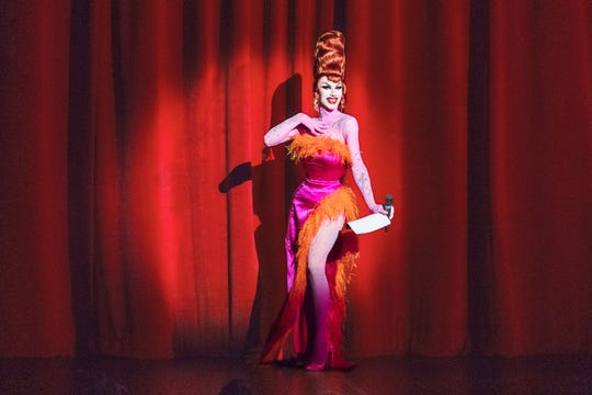 """Sasha Velour brings """"Nightgowns"""" to National Sawdust in Brooklyn for New Year's Eve."""