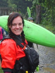 April Morton, 31, of Knoxville, died while kayaking Dec. 15 on the Laurel River in Madison County.