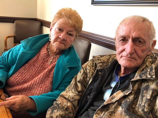 Irene and Roy Kent, who are the guardians for Michele Smiley's six children, say they are satisfied with a $2M settlement from Buncombe County.