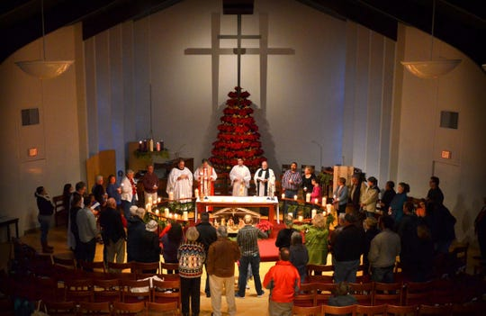 Find a Christmas Eve and Christmas Day worship services in Corpus Christi.