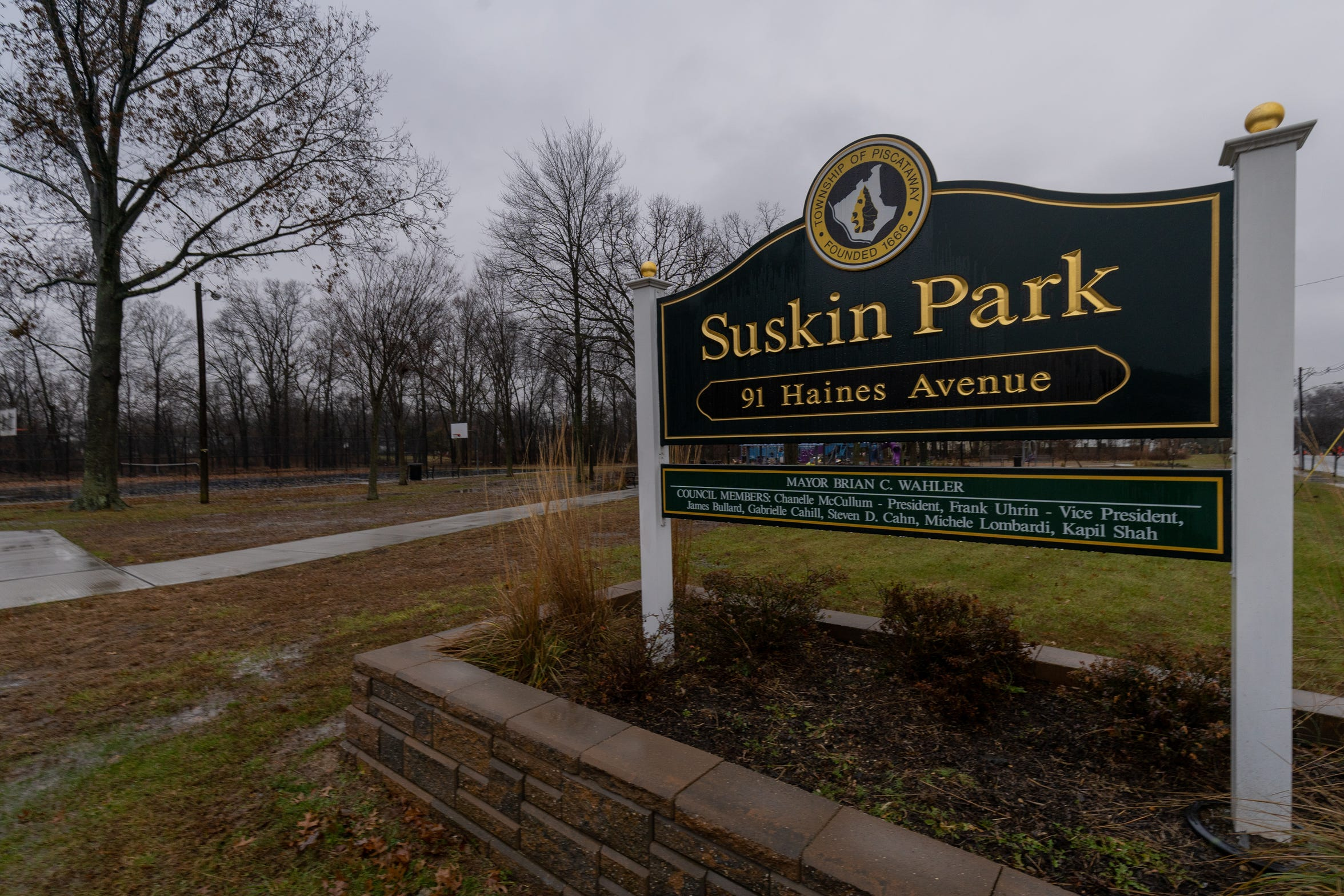 Who strangled Piscataway Councilman Jeffrey Suskin 31 years ago on the night of April 12 in his Jennifer Court township home?