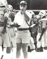 Don Doll was an NFL assistant coach for many years, including twice with the Detroit Lions.