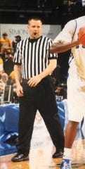Brad Dishman is a veteran official who has been an area fixture for years.