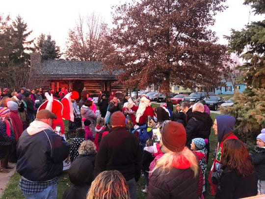 One of the 2019 Oak Harbor Chamber events included the Olde Fashioned Christmas celebration on Dec. 7.