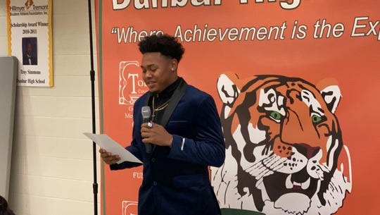 Dunbar High School safety Jadarius Green-McKnight signed to continue his academic and athletic career at Florida State on Wednesday.