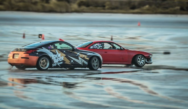 Action from the 2019 Proline Drifting Championships Dec. 15 at the Guam International Raceway.