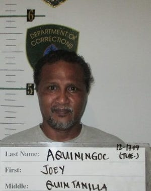 Joey Aquiningoc is charged with two counts of second-degree criminal sexual conduct.