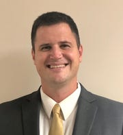 Dave Sharpe is the new Noblesville football coach