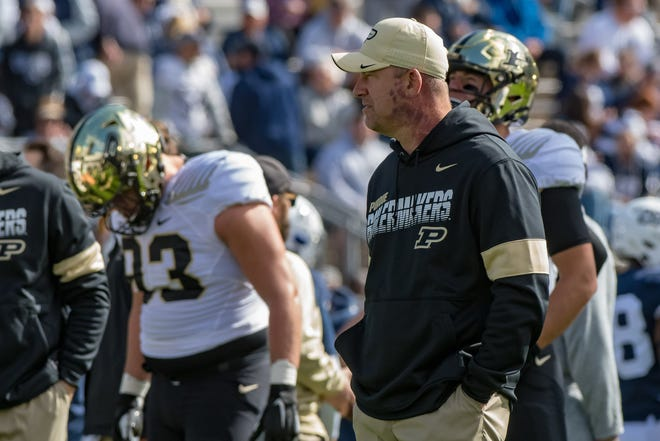 Purdue coach Jeff Brohm has put together another strong recruiting class.