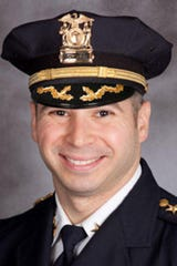 Ithaca Chief of Police Dennis Nayor.