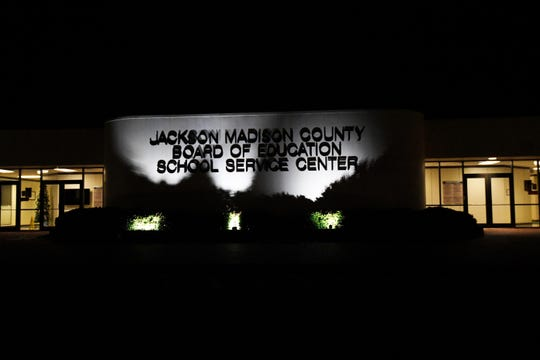 Jackson-Madison County Board of Education building