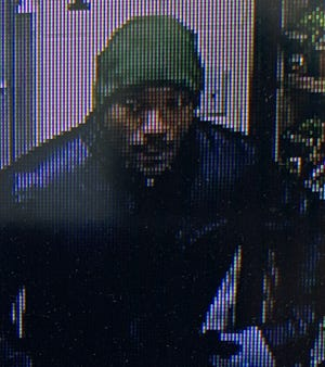 This man held up the Clark's Liquor Store at 250 S. Fourth St, police said. If any anyone recognizes this man, please call Lafayette police at 765-807-1200 or the We Tip Hotline at 800-782-7463.