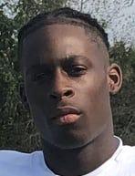North Hardin High School defensive back Jordan Lovett