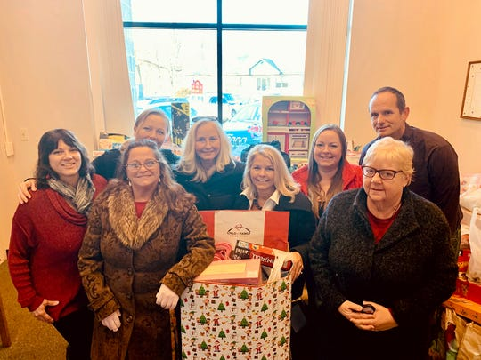 The holiday season is a busy time of year, but the team at Coldwell Banker Hubbell BriarWood (CBHB) definitely stepped up to the plate this year, proving that even the smallest acts of kindness can make a big impact.