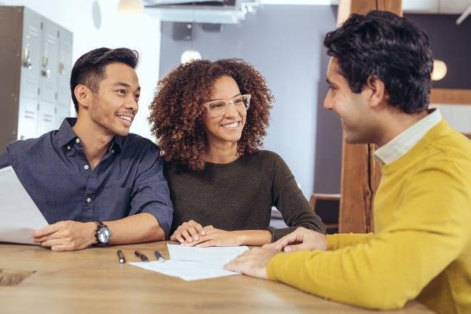 Applying for a mortgage can be a time-consuming and tedious process.