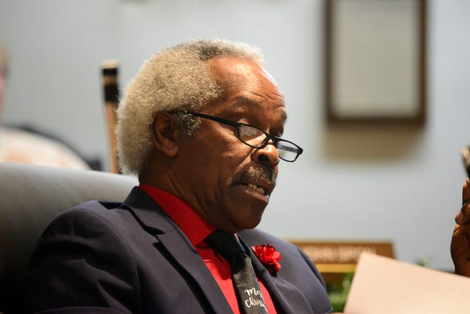 "Walden ""Butch"" Jefferson, departing 4th Ward councilman, voted against the salary increases on Tuesday, saying the move came at a time when three city departments are understaffed."