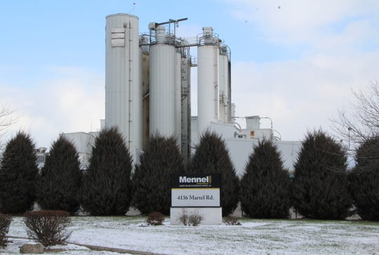 Mennel Milling purchased the Martel Plant from General Mills in 2016, paying about $18 million for the facility. The company employs 180 people at the Martel Plant.