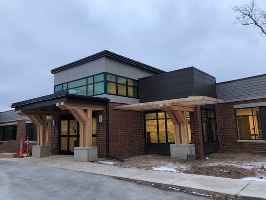 A Lutheran Home expansion is set to open mid-Janurary. In all, the expansion will add 45,000-square-feet to the campus, located at 7500 W. North Ave.