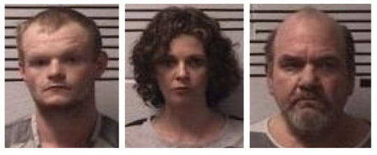 From left: McDonald, Puid, Findley