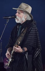 Bob Weir performs at the 67th Annual Country Awards on Nov. 12, 2019, in Nashville.