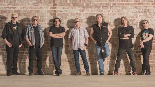 The classic rock band Kansas