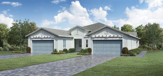 Abaco Pointe, the newest Naples community by Toll Brothers, will offer six unique home designs when it opens in early 2020.