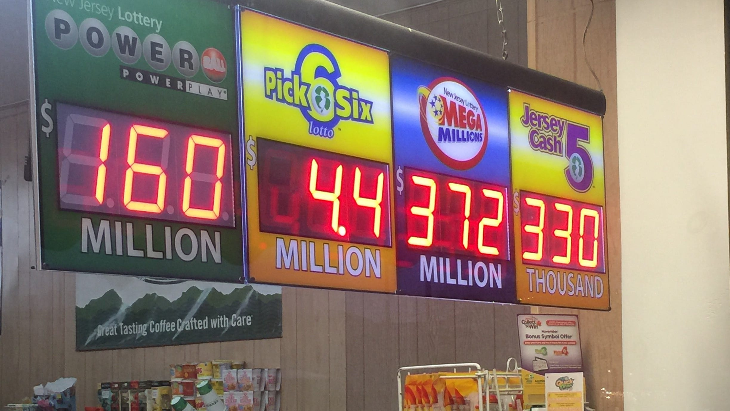 Mega Millions Winning Numbers For Tuesday December 17 2019