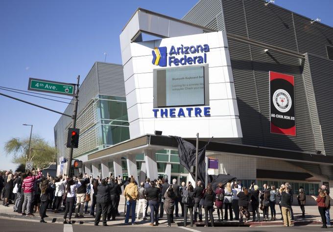 Live Nation announces Comerica Theatre gets a name change Arizona Federal Theatre on Dec. 18, 2019, in Phoenix.