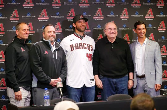 The Arizona Diamondbacks are considered a team on the rise in early 2020 MLB power rankings.