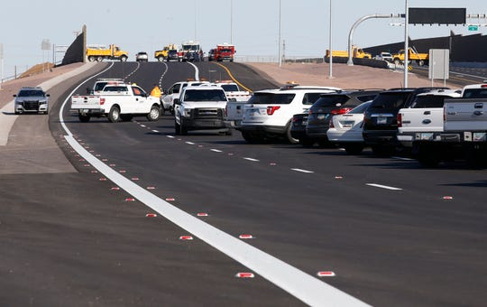 The new South Mountain Freeway isn't open yet, but it soon will be.