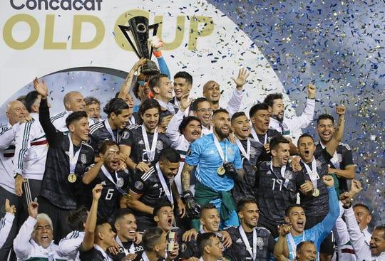 Gerardo Martino ha conquistado el único torneo oficial que ha disputado: La Copa Oro.