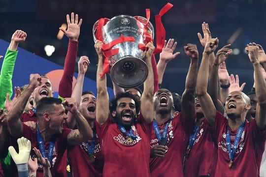 Liverpool es el actual campeón de la Champions League.