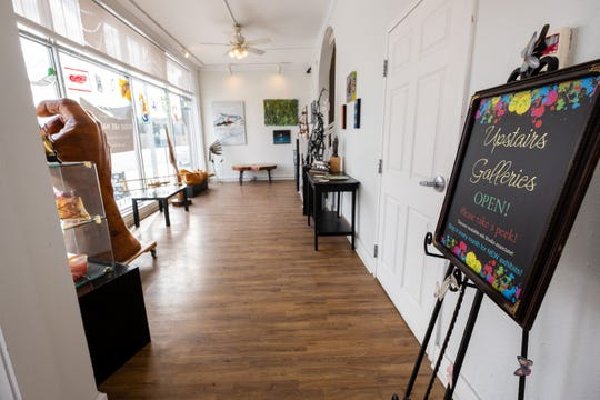 Art Studio 1219 in Port Huron was facing closure, but through donors the gallery is able to stay open.