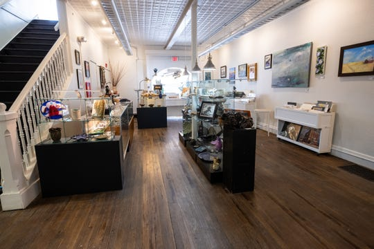 Art Studio 1219 in Port Huron was facing closure in 2019, but through donors the gallery was able to stay open. Now, a local entrepreneur is in the process of purchasing the property from Port Huron's Downtown Development Authority and the Community Foundation of St. Clair County, which helped found it in 2005.