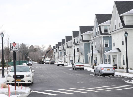 Eastdale Village in the Town of Poughkeepsie on December 18, 2019.