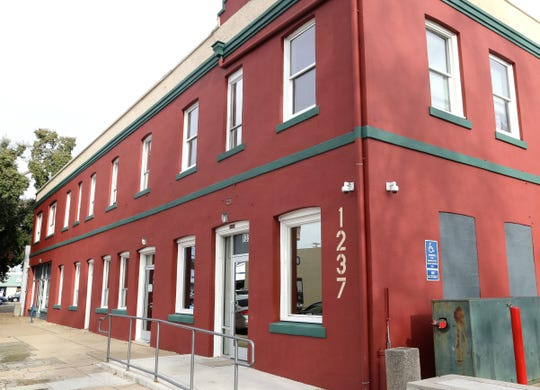The Empire Recovery Center on California Street in Redding is housed in a 100-year-old building. The center offers alcohol and drug treatment.