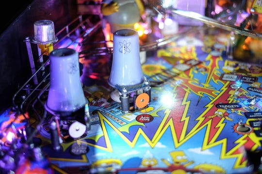 Do you miss playing pinball on your desktop, or at the arcade? Head over to The Hideout, the Rehoboth area's new (and only) arcade bar and grille. Monday, Dec. 16, 2019.