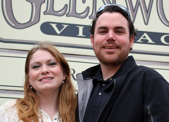 Kera (left) and Jarred Hamilton, co-owners of the Glenwood Tea Room in Shreveport, are seen in this photo taken in 2016. A benefit is planned to help Kera in her battle with breast cancer.