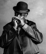 Sam Frazier  Jr., plays a Christmas Show at 9 p.m. Friday at Bradfordville Blues Club.
