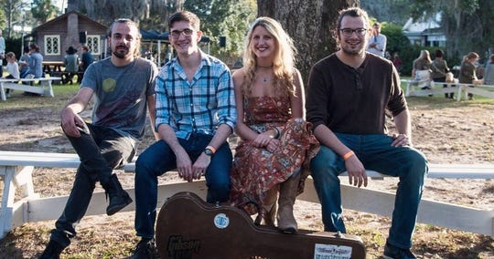 Katie Skene stops in for her annual Hometown Holiday Hootenanny at 6 p.m. Sunday at Bradfordville Blues Club.