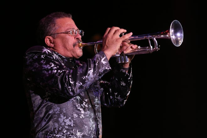 Longineu Parsons will perform with his son on Friday, Dec. 27, at Blue Tavern.