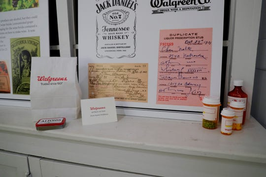 During prohibition, one legal way to get alcohol was to get a prescription from a doctor.