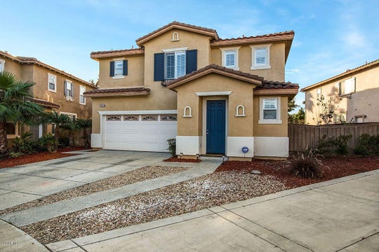 This $699,000 home in Oxnard has five bedrooms and an equal number of bathrooms.
